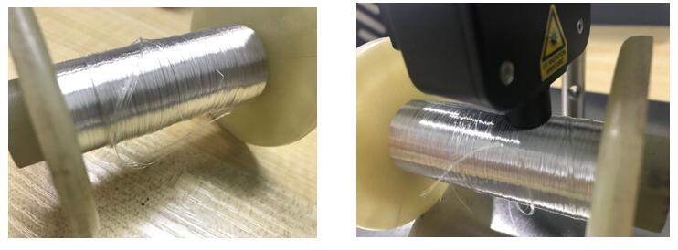 国内知名用户使用SITA表面清洁度仪对不同清洁度样品进行检测