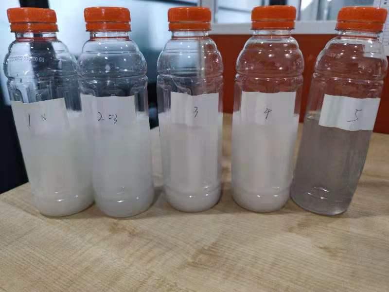 德国析塔SITA污染度仪测试样品说明